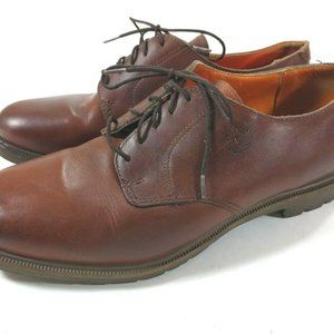 TIMBERLAND Men's Lace Up Oxfords Brown 10 M